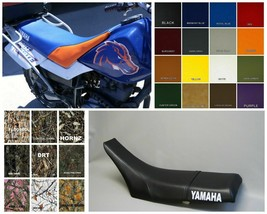 Yamaha TW200 Seat Cover 1987 - 2012  in CUSTOM OPTIONS AND 2-TONE (SIDE ... - $42.95