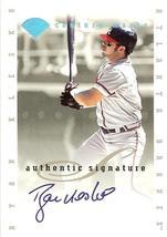 1996 Leaf Signature Century Marks Braves Ryan Klesko Autograph - $99.99
