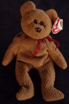 Cute Ty Beanie Baby Original Stuffed Toy – Curly – 1996 – Collectible B EAN Ie - $19.79