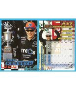 Matt Kenseth 1999 Press Pass NASCAR Rookie Racing Card #38 - $1.00