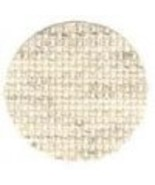 "Oatmeal Savannah 14ct 100% polyester 1yd x 60"" wide cross stitch fabric ... - $25.20"