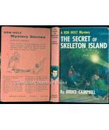 """Ken Holt 1 """"Secret of Skeleton Island"""" Campbell PC - $5.99"""