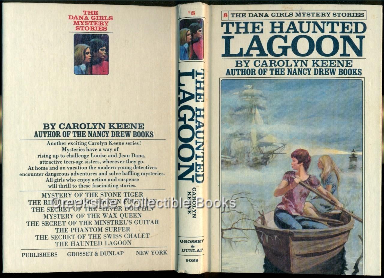 Dana girls 8 haunted lagoon