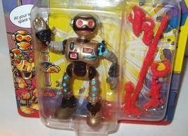 TMNT ✰ FUGITOID ✰TMNT Ninja Turtles Original 1990 Playmates Figure MOC c8.5 - $39.99