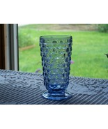 American Whitehall Light Blue Iced Tea by Indiana Glass - $7.50