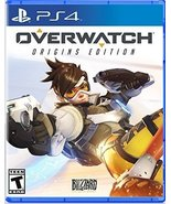 Overwatch - Origins Edition - PlayStation 4 [video game] - $10.91