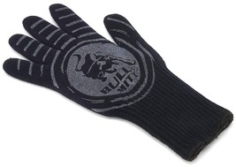 Bull 24134 Pit Mitt The Ultimate BBQ Mitt with Red Silicone - $29.96
