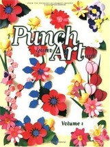 punch your art out punch craft book papercraft book punch craft book - $11.88