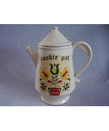McCoy Coffee Pot Cookie Pot Cookie Jar Vintage ... - $35.00