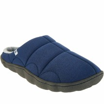 Cloudsteppers By Clarks Women's Jersey Slip On Slippers Clog Navy New Size 5 - $22.43