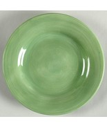 TABLETOPS UNLIMITED Espana SAGE Hand Painted Dessert Plate Width: 8 3/4 in - $23.36