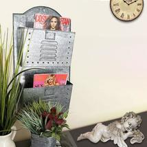 Wall Organizer - For Home, Office, or Garage - Two Tiered Organizer - $59.99