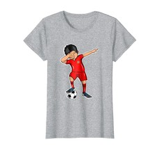 New Shirts - Dabbing Soccer Boy Portugal Jersey T Shirt Football Fan Wowen - $19.95+
