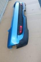 07-10 Bmw R56 Mini Cooper S Turbo JCW  Bumper Cover w/ Fog Lights LASER BLUE image 2