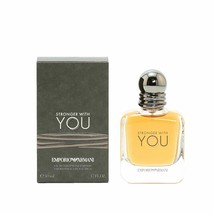 Armani Stronger With You For Men Edt Spray 1.7 OZ - $71.23