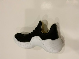 MARK NASON NEO BLOCK AMP'D Womens Casual Athletic Fashion Shoes BLACK Si... - $59.00