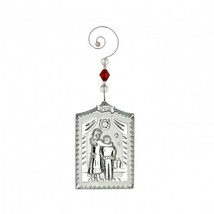 Waterford Crystal 2015 Annual Twas the Night ornament New In Box # 40005046 - $48.81