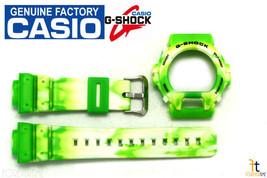 Casio G-Shock DW-6900JC-3V Original Lime Green Camouflage Band & Bezel Combo - $89.95