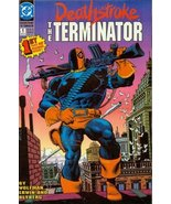 Deathstroke The Terminator #1 Full Cycle [Comic] [Jan 01, 1991] - $5.95