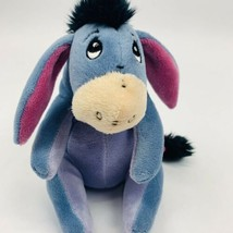 "Disney Winnie the Pooh Plush 7"" Eeyore Donkey Plush Doll Stuffed Animal Toy - $12.73"