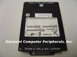 "2GB 3.5"" HH SCSI 80PIN Drive Seagate ST12400NC Tested Good Free USA Ship"