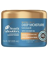Head and Shoulders Deep Moisture Masque Conditioner Treatment, Anti Dand... - $6.08
