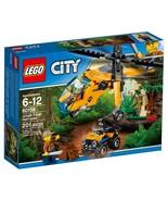 LEGO® City Jungle Explorers Jungle Cargo Helicopter 60158 - $29.65