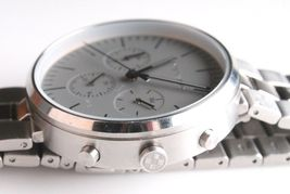 Vince Camuto VC/1098GYSV Men's  Stainless Steel Watch * preowned * image 5
