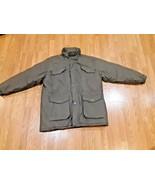 Field & Stream by Gordon & Ferguson Men's Coat Jacket Brown Size Medium XL - $39.59