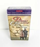 Prince Caspian Voyage Dawn Treader BBC VHS BoxSet 2 Narnia Series New Se... - $19.99