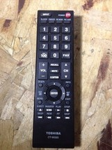 Original Toshiba TV Remote Control CT-90325 32C100U2 32C100UM 32C110U 32DT1 - $9.49