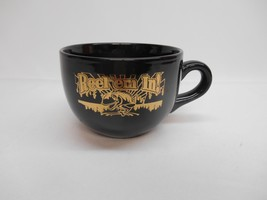 Old Vtg REEL'EM IN ! OVER-SIZED COFFEE CUP MUG Fishing Fisherman Fish - $19.79