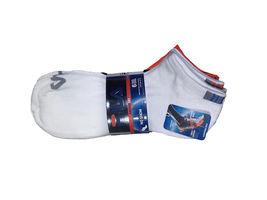 FILA Men's 6 Pack Classic Sport Athletic Gym Moisture Control Absorb Dry Socks image 6