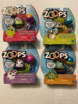 Zoops LOT OF 4 Electronic Twisting Zooming Climbing Toy Pet Toy Wacky Zo... - $15.83