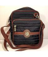 Sherpa's Pet Trading Company Blue Nylon Multipocket Shoulder Bag - $37.82