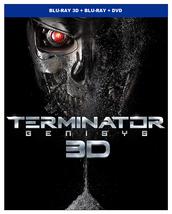 Terminator Genisys (3D + Blu-ray + DVD)