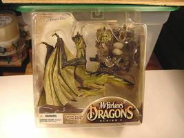2006 McFarlane's Dragons Series 3 Eternal Dragon w/Base MIP Unused Clan 3 - $31.44
