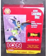 Playskool ION BATMAN Shadows of Gotham City Educational Vide - $9.96