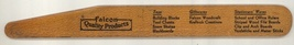 American Mfg Concern vintage advertising ruler gifts toys Falconer NY Salman  image 2