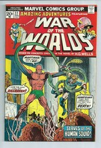 Amazing Adventures #21 - 23 Marvel Comic Lot of 3 War of the Worlds 1973... - $7.19