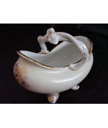 Antique Limoges French Open Sugar Bowl JPL C1900 - $22.00