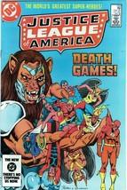 Justice League of America #222 Copper Age Collectible Comic Book 1967 DC... - $1.83