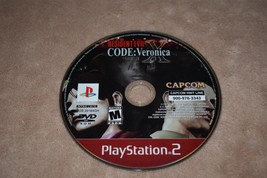 Resident Evil -- CODE: Veronica X (Sony PlayStation 2, 2002) PS2 Game  - $8.59