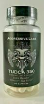 Aggressive Labz TUDCA 350mg TUDCA 350, 60 Capsules, New & Sealed - $23.99