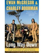 Long Way Down: An Epic Journey by Motorcycle from Scotland to South Afri... - $14.75
