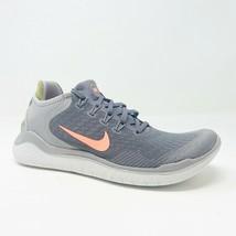 Nike Free RN 2018 Gunsmoke Crimson Pulse Womens Running Shoes 942837 005 - $100.00