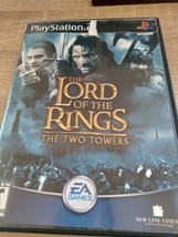 Sony PS2 The Lord Of The Rings: The Two Towers image 1