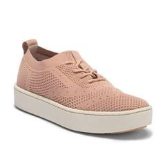 NEW BORN Sunburst Woven Platform Sneakers Blush 10 M  - $33.69