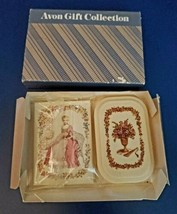 RARE Avon 1985 Colonial Accent Gift Collection Soap & Drawer Sachets - NOS - $4.95
