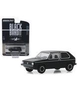 "1976 Volkswagen Golf Mk1 ""Black Bandit"" Series 22 1/64 Diecast Model Car... - $13.76"